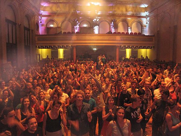 Wien Stadtsaal 10092012